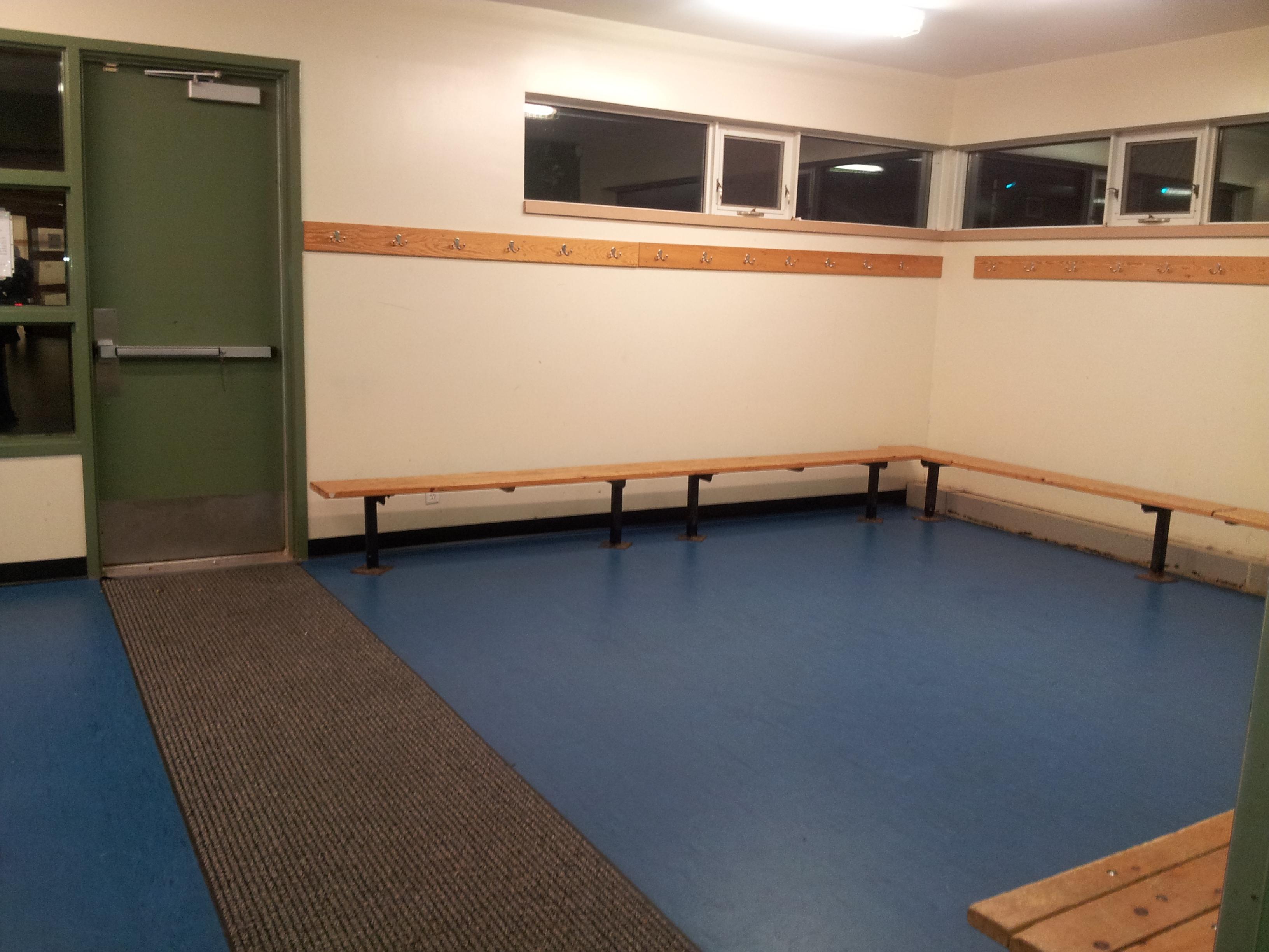 Skate room