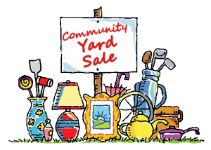 Communitygaragesale-1
