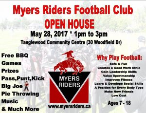Myers open house 2017
