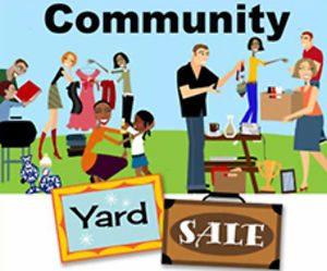 communityyardsale